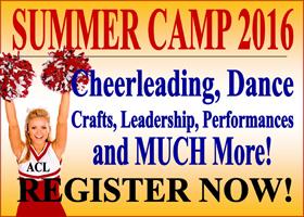 Cheerleading Summer Camp Florida